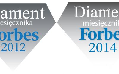 Forbes Magazine Diamond