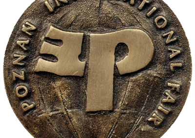 The Gold Medal of Poznań International Fair