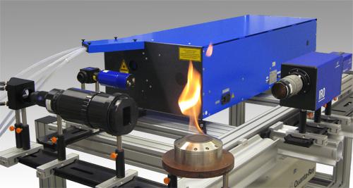 Analiza procesów spalania (FlameMaster)