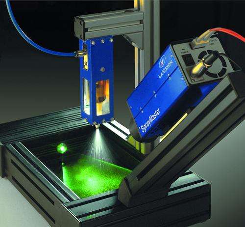 Analiza procesów rozpylania (SprayMaster)